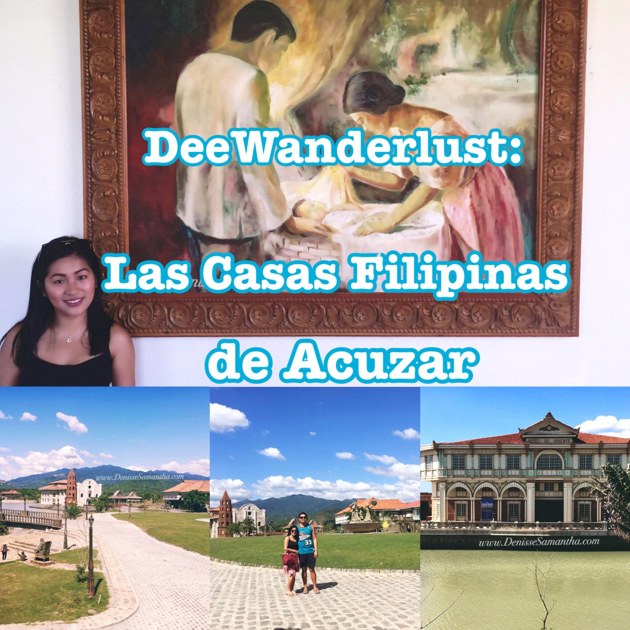 DeeWanderlust: Las Casas Filipinas de Acuzar