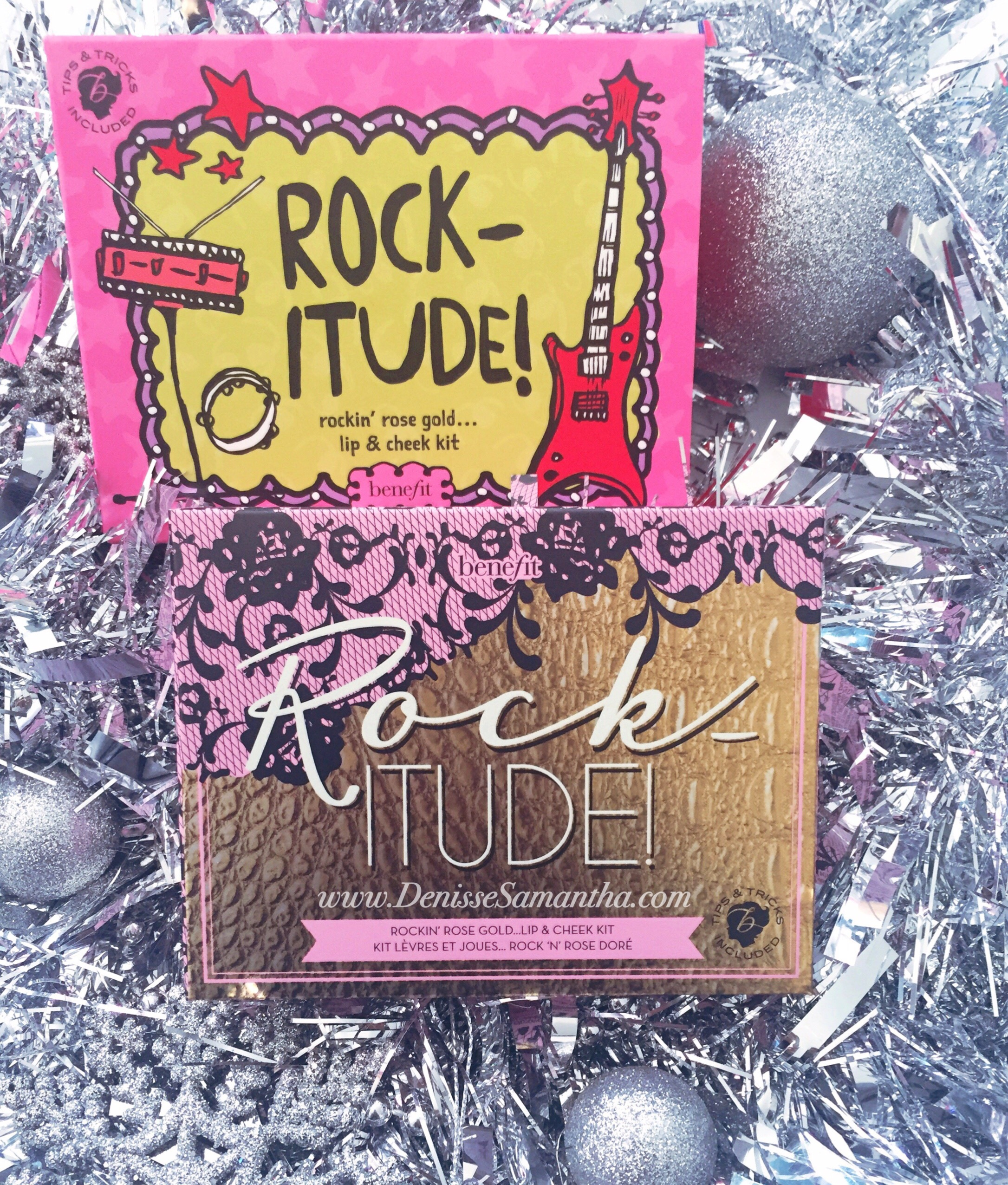 Benefit ROCKitude gift set