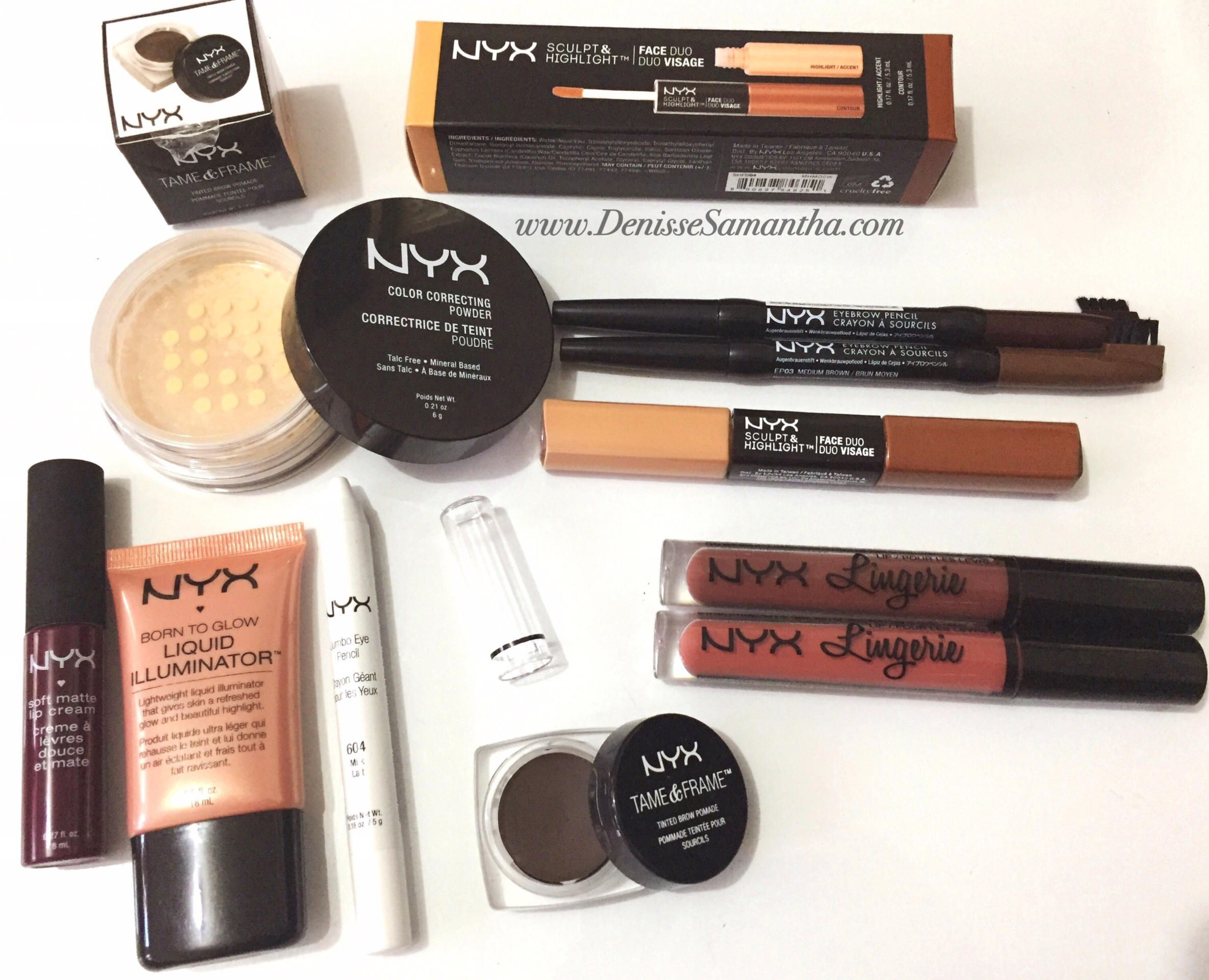 NYX Haul + First impression