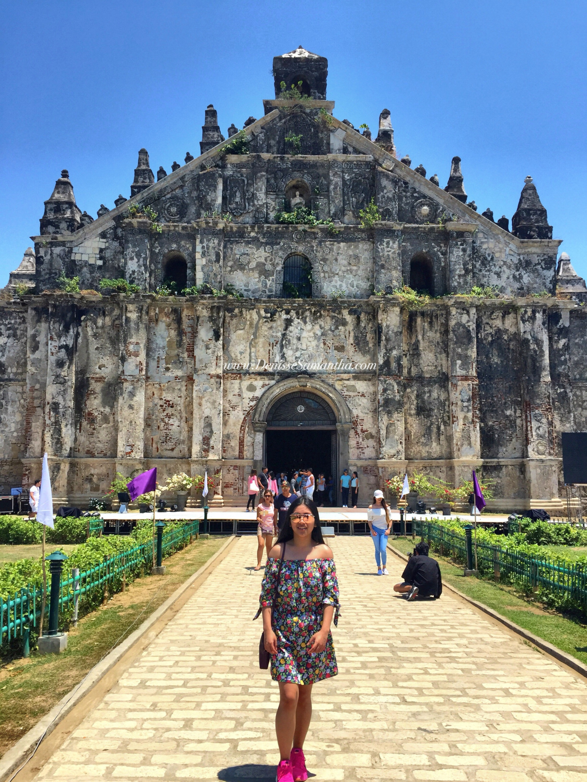 DeeWanderlust: Paoay Church and Culili Point Adventure