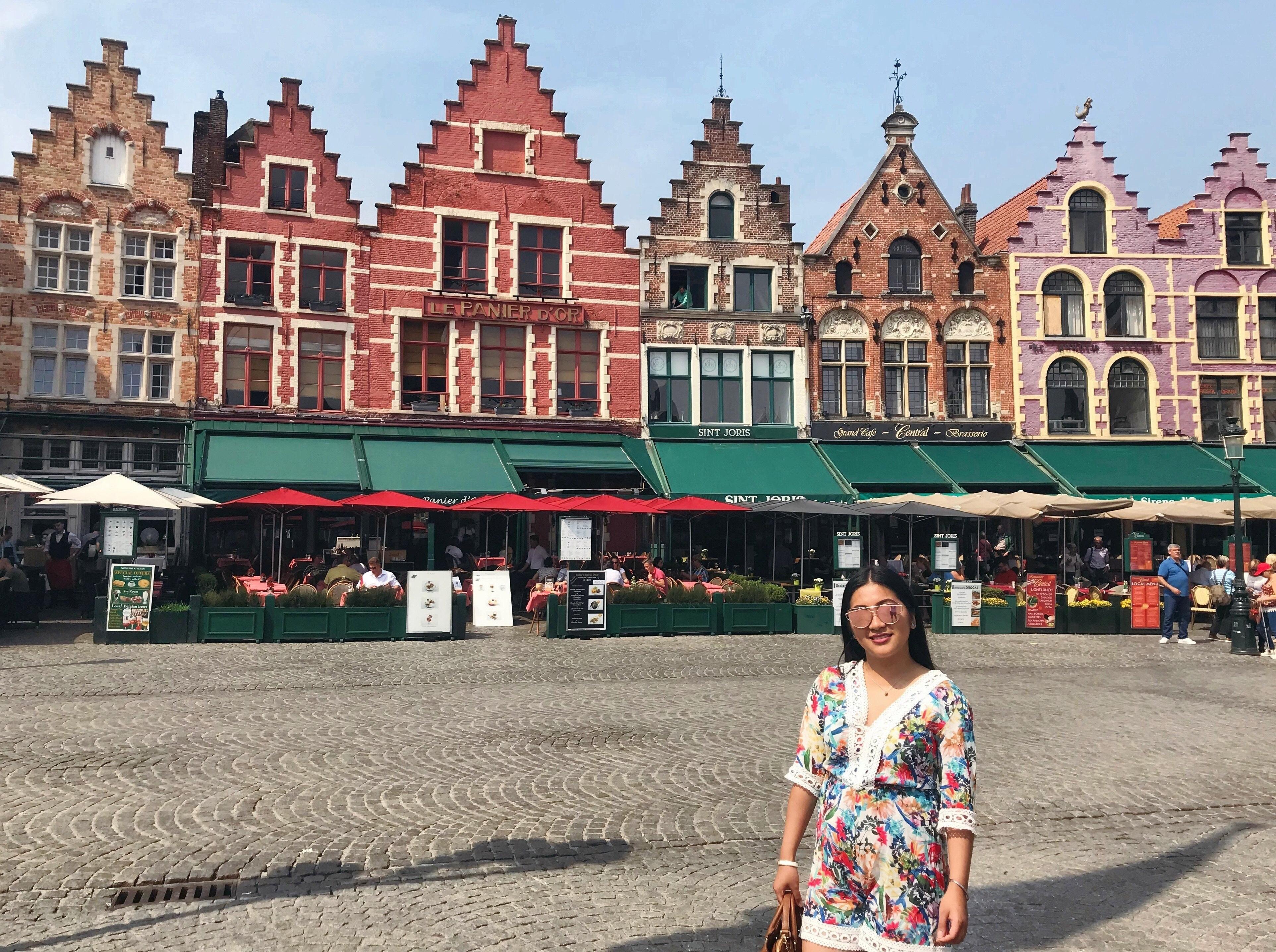 DeeWanderlust: Brugge, Belgium
